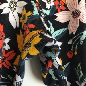 Rare floral Nike leggings